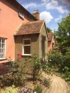 Front porch Dane End