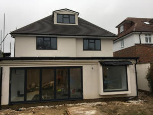 Total House reconstruction St. Alband